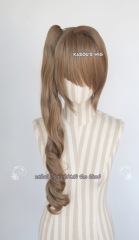 Love Live ! School Idol project Minami Kotori light brown cosplay wig