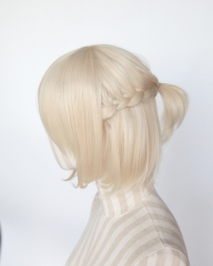 Yuri !!! on Ice  Yuri Plisetsky short bob wig with long bangs. KA006