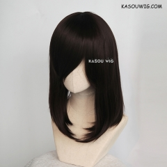 M-1/ KA031 Natural Black bob cosplay wig. shouder length lolita wig suitable for daily use