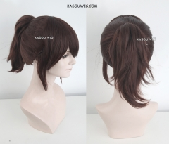 Spirited Away Ogino Chihiro . Sen  Attack on Titan Sasha brown ponytail cosplay wig