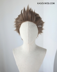 Final Fantasy XV / FF XV  Ignis Scientia light brown cosplay wig