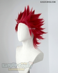 My Hero Academia Kirishima Eijiro short red spiky cosplay wig KA042