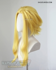 My Hero Academia All Might Yagi Toshinori long yellow cosplay wig