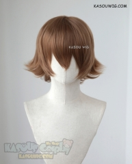 Voltron: Legendary Defender Pidge warm brown flippy cosplay wig