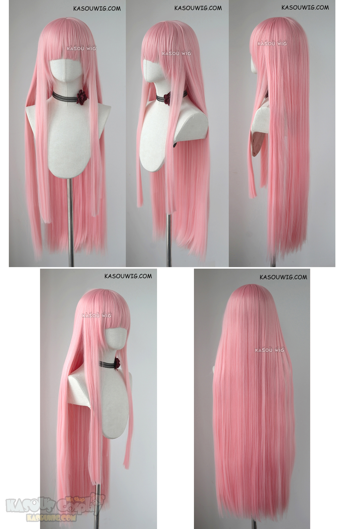 Darling in the Franxx Zero Two pastel pink