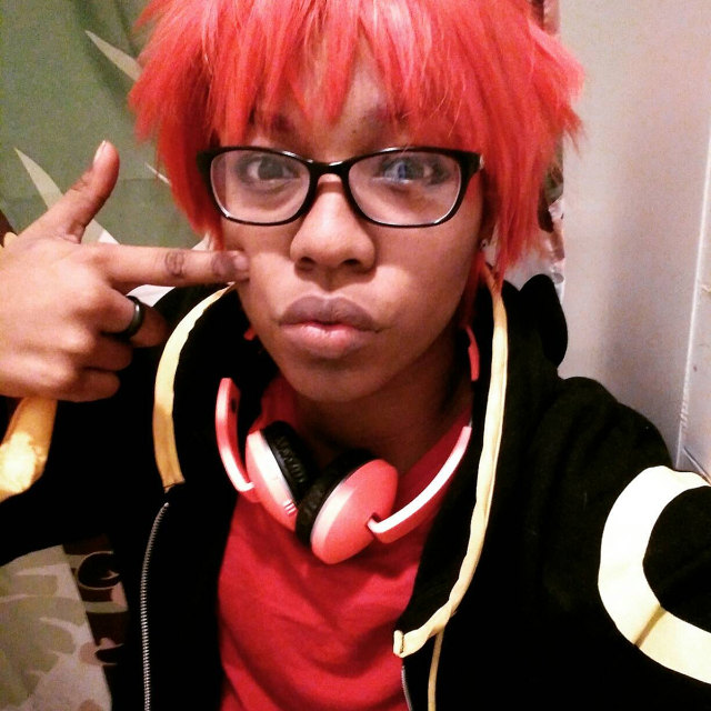 707 cosplay