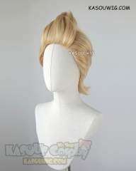 My Hero Academia The Big 3 Mirio Togata Lemillion short blonde cosplay wig