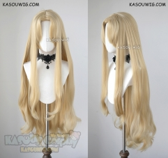 The Rising of the Shield Hero TROTSH  Filo 100cm long wavy blonde wig