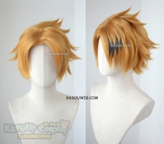 My Hero Academia Kaminari Denki short layered golden wig