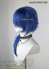 Hypnosis Mic Fling Posse Dice Arisugawa 60CM layered blue cosplay wig