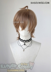 Hypnosis Mic Fling Posse Gentaro Yumeno short light brown cosplay wig