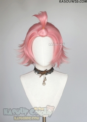Genshin Impact Diona pink pre-styled flippy wig
